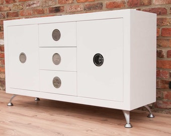Sideboard  TV/Media cabinet  Credenza Console Buffet/Server  Bathroom Cabinet bedroom Cabinet- NEW addition to our exclusive Genus Range