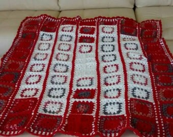 Beautiful Granny Square Aphagan