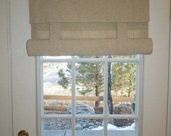 French Door Curtains (Tan fabric pictured)