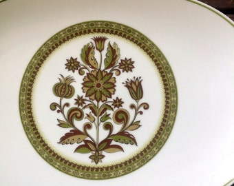 Vintage Noritake Cook and Serve September Song 2048 Serving Platter
