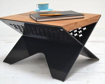 Jam Cross Range – Reclaimed Oak Small coffee Table