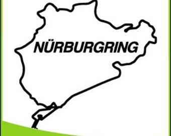popular items for nurburgring on etsy. Black Bedroom Furniture Sets. Home Design Ideas