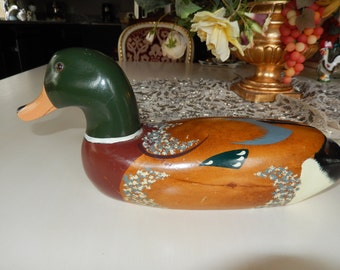 WOOD DUCK SIGNED