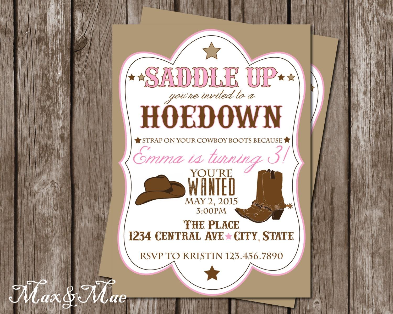 il_fullxfull.743948272_9tj9 hoedown invitation etsy,Hoedown Party Invitations