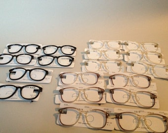 Vintage Eyewear Lot of 18.  New-Old Stock