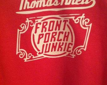 Front Porch Junkies T shirt