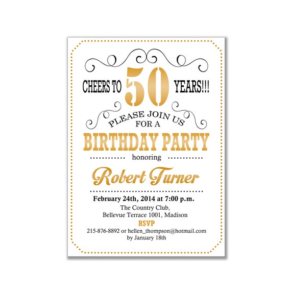 Surprise 40Th Invitations as awesome invitation ideas