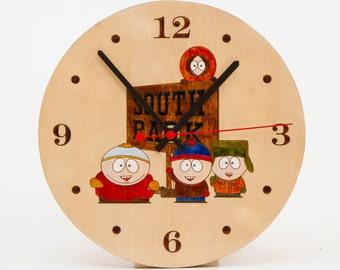 Clock South Park
