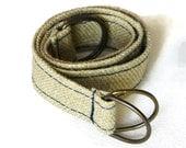 RESERVED for Ray Chill! - Hemp Carry Strap for Rokka Furoshiki Bag