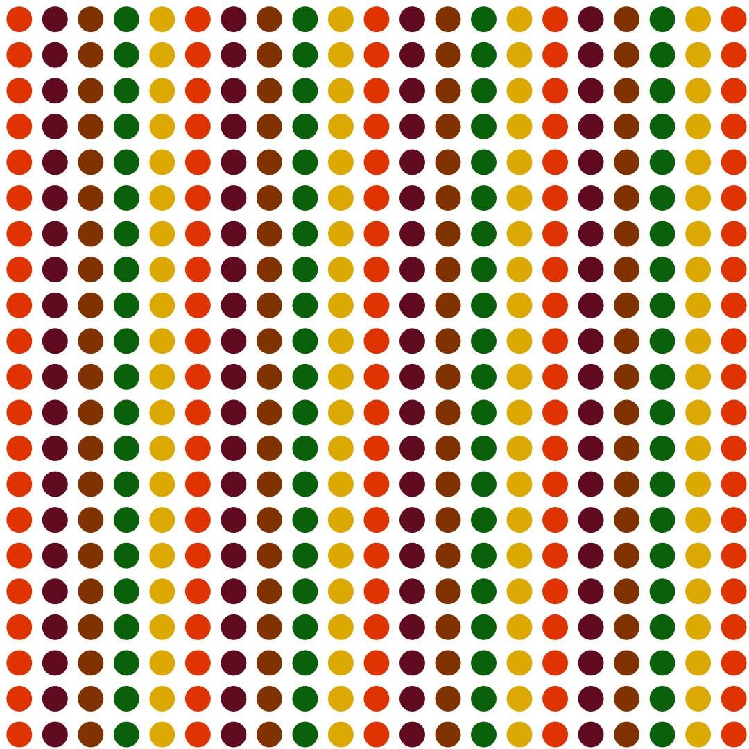 Scrapbook paper etsy - Fall Colour Polka Dots Polka Dots Paper Digital Scrapbook Paper Instant Download Digital Paper Fall Polka Dots Polka Dots Printable