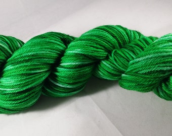 Greene County - hand dyed worsted weight yarn -Township (218 yards)