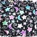 Kitty Blanket - Moon & Stars - by MAMA MEOW
