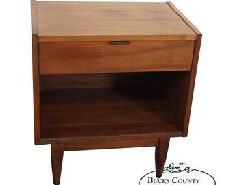Modern Nightstands vintage mid century nightstand | etsy