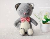 Pattern: Crochet Cat Doll