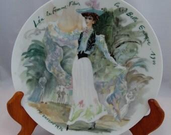 D'Arceau-Limoges La Belle Epoque Plate