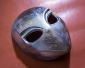UFO alien mask costume gift halloween cosplay outer space extraterrestrial