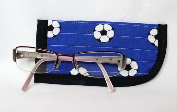 kids quilted spectacle holder, childs glasses case, sunglasses cover, eyeglasses case, quilted glasses protector, glasses holder,