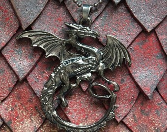 Necklace Dragon