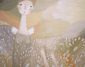 Angel-Original Painting
