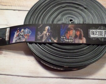 BeetleJuice Grosgrain Ribbon