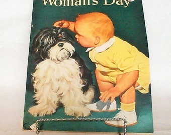 Womans Day Magazine, May 1952