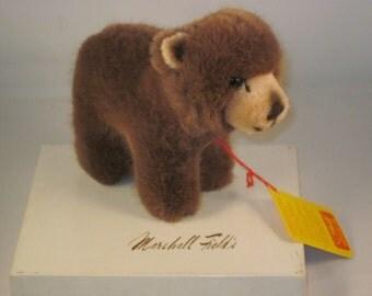 Steiff Browny Bear - 1444/12 Vintage 1980's