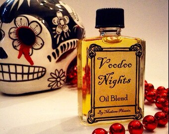 Voodoo Nights Magical Spell Oil