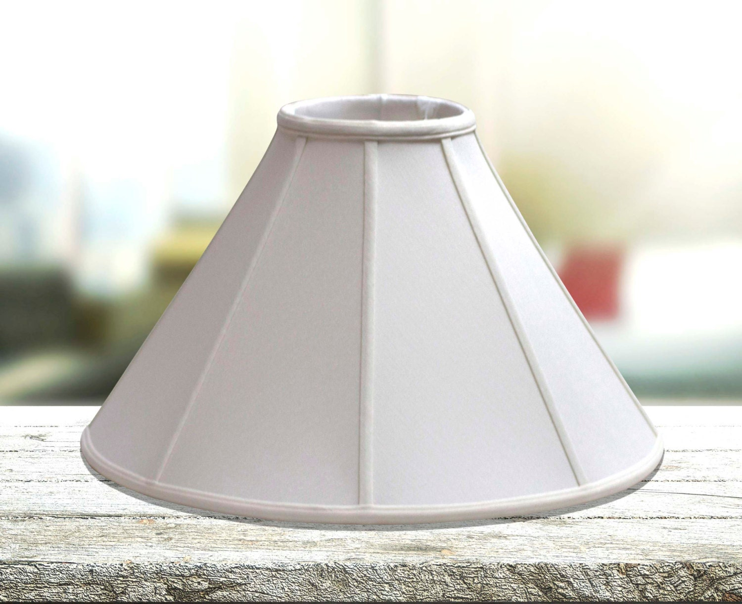 White lampshade home decor empire ikea lamp shades by beesoks Home decorators lamp shades