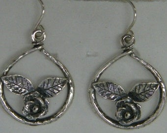 SHABLOOL earrings,sterling Silver 925 Earrings e1634