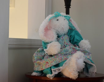 Silky Fleece Bunny