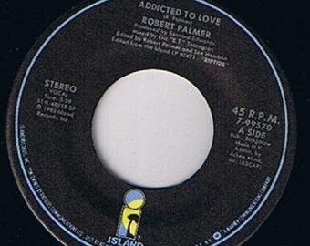 Robert Palmer Addicted To Love
