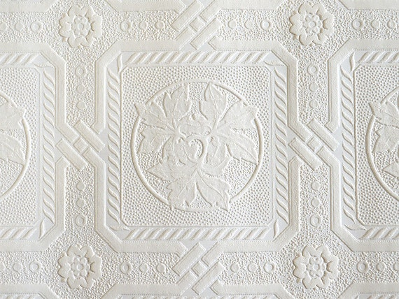 Vinyl Prepasted Textured Wallpaper