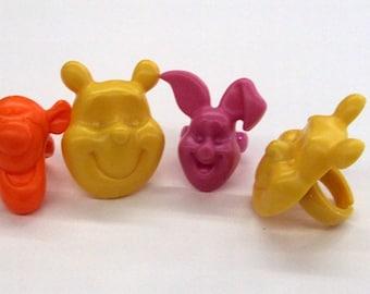 24 Winnie the Pooh Rings