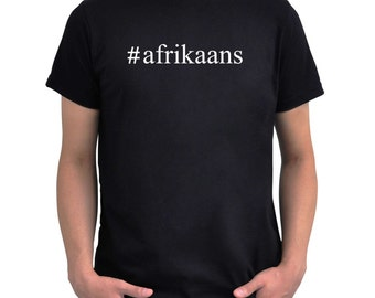 Hashtag Afrikaans  T-Shirt