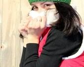 Knitted head band.Winter Accessories, Ear Warmer, Knit Headband , Adult/Teen, Wool/Acrylic, Knit , Women