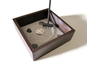 Zen Garden Tabletop Desk Accessories - Tabletop Decor ...