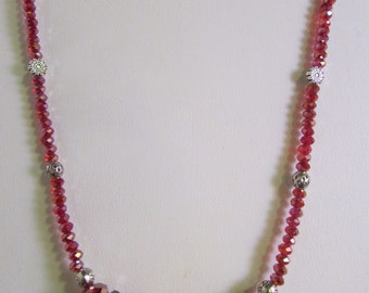 Dione Glass Necklace