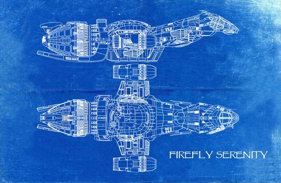 firefly serenity blueprints