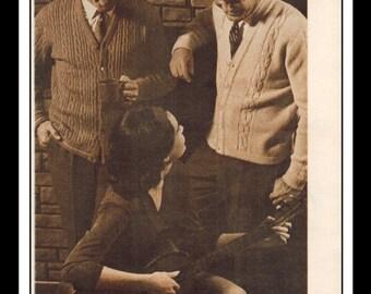 "Vintage Print Ad September 1962 : Catalina Sweaters Wall Art Decor 5"" x 11"" Print Advertisement"