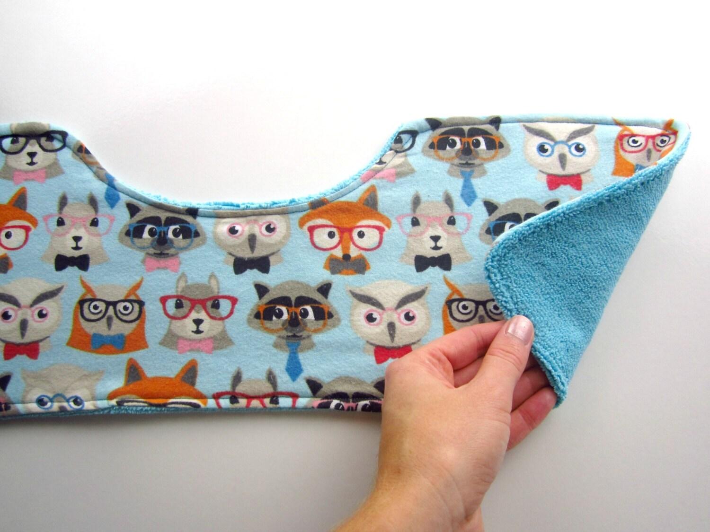 PDF Baby Burp Cloth Pattern and Tutorial