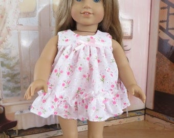 18 Inch Doll Clothes - Baby-Doll Pajama Set