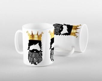 Kingly Beard Mug