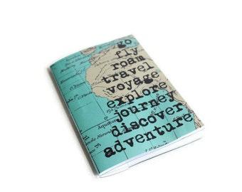 Passport Cover - Map Passport Holder -Travel Passport Case - Vinyl Passport Cover - Passport Protector - Travel Accessories