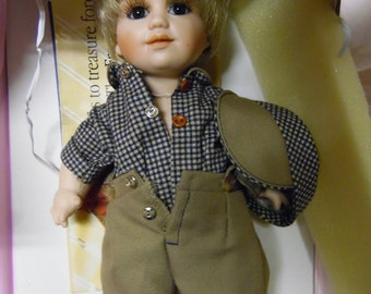 Franklin Mint Buddy Boy doll