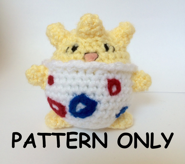 Togepi Amigurumi Patterns - Patterns Kid