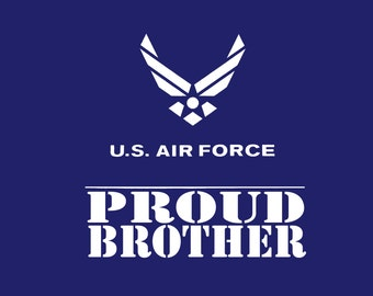 Proud Air Force Brother