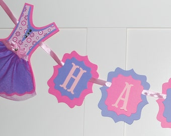 Princess party banner, princess birthday, princess party decorations, princess party decor, princess party favors, birthday banner