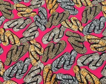 Water Slides Fabrics by Michael Miller Fabrics Pattern #C-1827- 180cm (L) x 110cm (W)