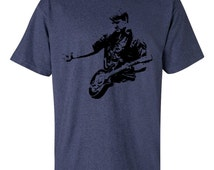 Queens of the Stone Age t-shirt featuring Josh Homme 4 colour options