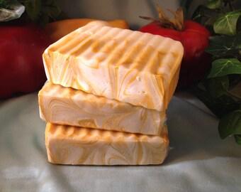 Garden Breeze Soap ~ All Natural, Handcrafted Vegan Soaps